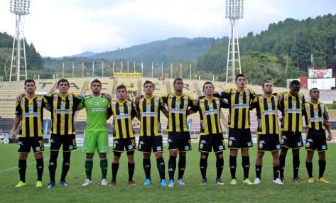 Deportivo Tachira FC Vs Trujillanos FC